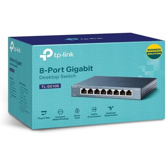 Switch métal Gigabit...
