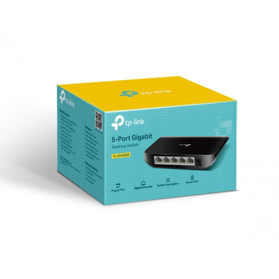Switch 5 ports TP LINK