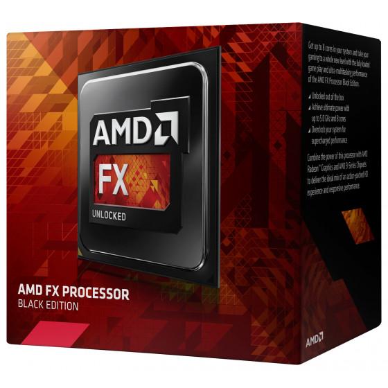 AM3+ FX X6 6350 Box