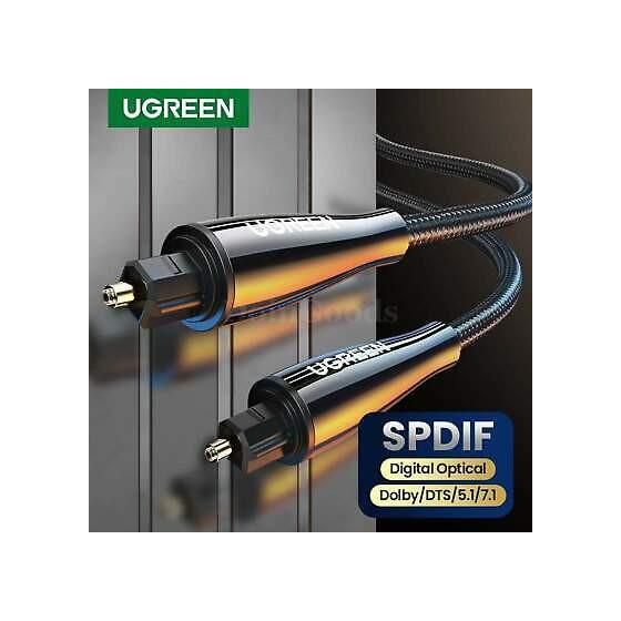UGREEN - AV108 Câble fibre...
